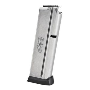 Springfield Armory 1911 EMP Magazine .40 S&W 8 Rounds Stainless Steel PI6071