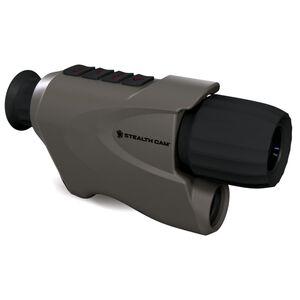 Stealth Cam Digital Night Vision Monocular and Camera Gray
