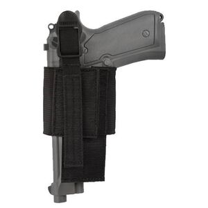 BLACKHAWK! Diversion Adjustable Hook Back Holster Nylon Black 40HB00BK