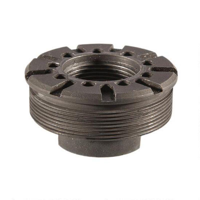 SilencerCo Hybrid Direct Thread Mount 1/2x28 RH Steel Black AC1415
