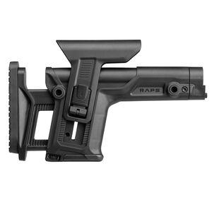 FAB Defense RAPS Rapid Adjustment Precision Stock Black