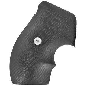 VZ Grips VZ 320 Grip Set For Smith&Wesson J- Frame G-10 Black