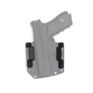 """Raven Concealment Systems Phantom Holster Standard OWB Belt Loops 1.75"""" Polymer Black"""