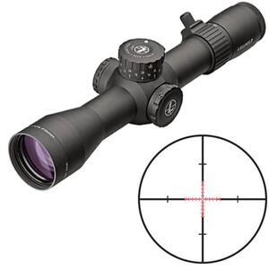 Leupold Mark 5HD 3.6-18x44 Rifle Scope FFP TMR Illuminated Reticle 35mm Tube 0.1 Mil Adjustments Side Focus Parallax First Focal Plane Matte Black Finish