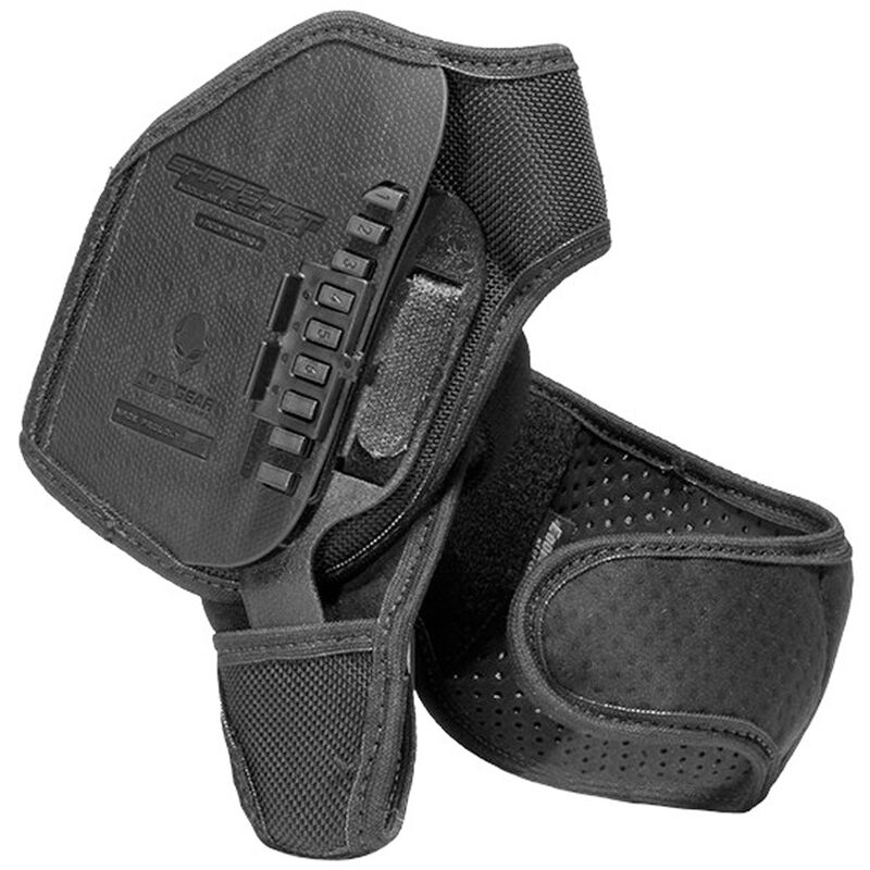 Alien Gear ShapeShift Ankle Carry Expansion Pack For ShiftShell Holsters Neoprene and Polymer Black
