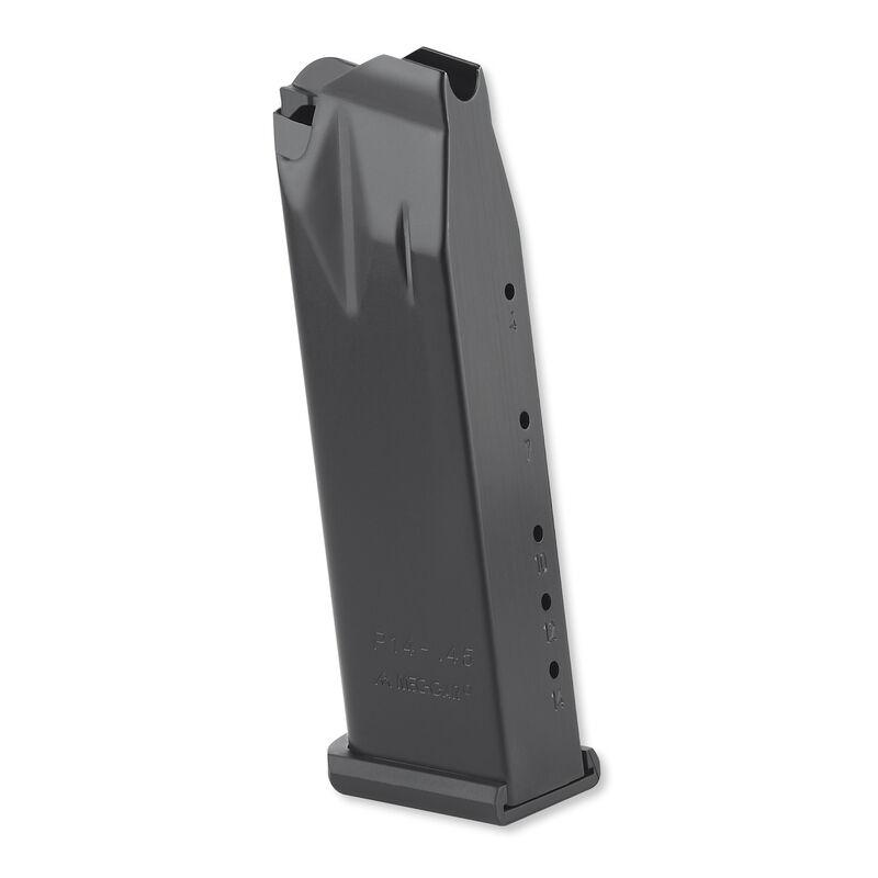 Mec-Gar Para Ordanance P14 Magazine .45 ACP 14 Rounds Steel Black MGP144514AFC