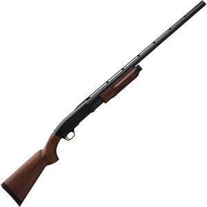 "Browning BPS Field Pump Action Shotgun 16 Gauge 26"" Barrel 2-3/4"" Chamber 4 Rounds Satin Walnut Stock Satin Blued Finish"