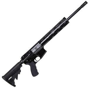 "Radical Firearms AR15 7.62x39 Semi Auto Rifle 20 Rounds 16"" HBAR 10"" Free Float FGS Handguard Black"