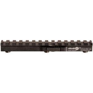 "AimSHOT KeyMod Rail Quick Release 5.5"" Aluminum Black"