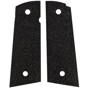 ERGO Grip XTR Grips 1911 Full Size Square Bottom Textured Rubber Black 4510-BK