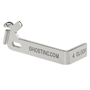 Ghost Inc. GLOCK Gen 1-4 3.3 LB Pro Trigger Stainless Steel Finish GHO_PRO_3.3