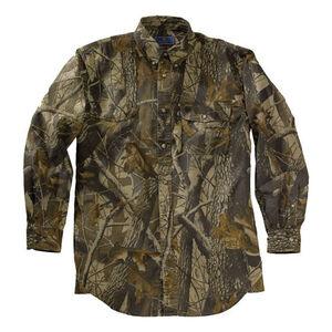 Beretta Trademark Shooting Shirt Men's Long Sleeve Med Realtree AP Xtra