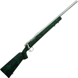 """Remington 700 Stainless 5R Bolt Action Rifle .300 Win Mag 26"""" Stainless Steel Barrel 3 Rounds H-S Precision Stock Polished Stainless Finish"""