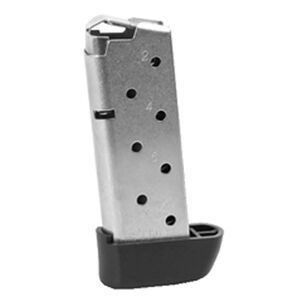 Kimber Micro 9 Magazine 9mm Luger 7 Rounds Stainless Steel Natural