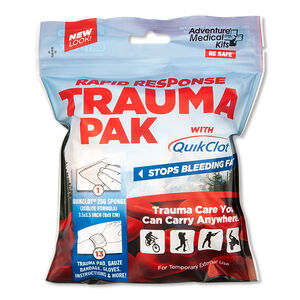 Adventure Medical Rapid Response Trauma Pack with QuikClot, 2064-0294