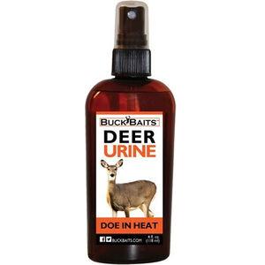 Buck Baits Doe In Heat Urine Lure 4 fl/oz Spray Bottle
