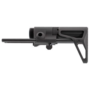 Maxim Defense CQB Gen 6 Stock for AR-15 Rifles Matte Black Finish
