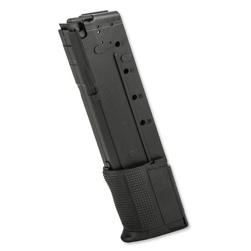 ProMag FN Five-Seven Magazine 5 7x28mm 30 Rounds Polymer Black FNH-A2