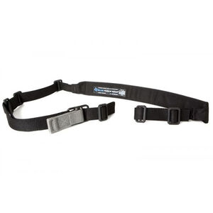 Blue Force Gear Padded Vickers Push Button Sling Black Nylon hardware with Push Button Swivels front and rear VCAS-PB-200-AA-BK