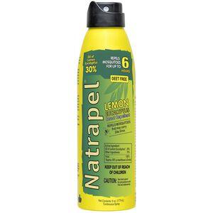 Natrapel 30% Oil of Lemon Eucalyptus Insect Repellent Aerosol 6 oz