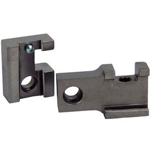 Sako Optilock 2 Piece Scope Mount Base Sako Extended Action Steel Construction Stainless Steel Finish