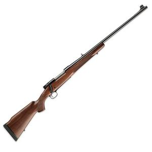 "Winchester Model 70 Alaskan Bolt Action Rifle .300 Win Mag 25"" Barrel 3 Rounds Walnut Stock Blued 535205133"