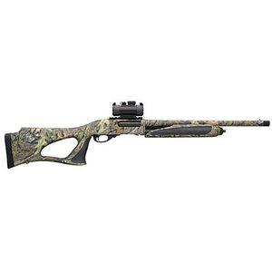 "Remington Model 870 SPS SuperMag Turkey/Predator 12 Gauge Pump Action Shotgun 20"" Barrel 3-1/2"" Chamber ShurShot Pistol Grip Stock Black Overmolded Grip Panels TruGlo Red and Green Dot Sight Full Mossy Oak Obsession Camo Finish 81062"
