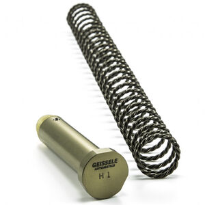 Geissele AR-15 Super 42 Buffer Spring/Buffer Combo For Carbine Receiver Extensions H1 Buffer Weight 05-495