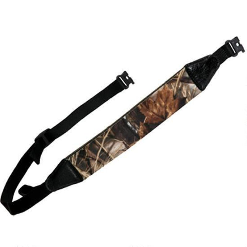 Outdoor Connection Elite Neoprene Sling with Brute Swivels Advantage MAX-4 Camo Finish NDS-900081