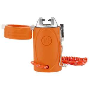Ultimate Survival Technologies TekFire PRO Fuel Free Lighter Orange 20-02197