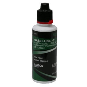 RCBS Case Lube-2 Case Resizing Lubricant Non-Toxic Water Soluble 2 Ounce Bottle 09311