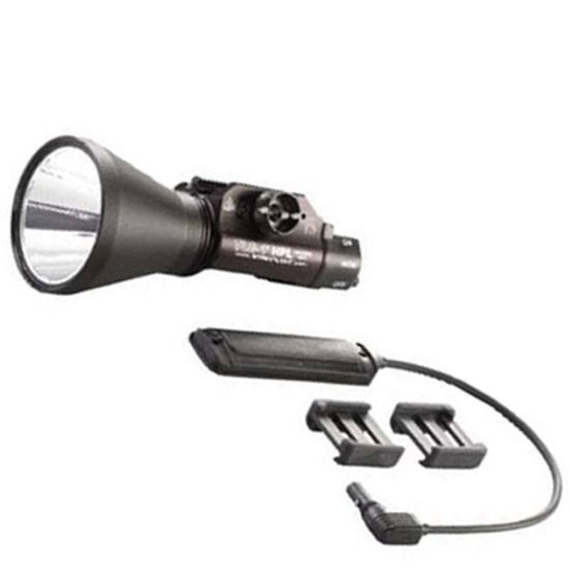 Streamlight TRL-1 HPL Long Gun Kit 775 Lumen 2x CR123A Batteries Toggel Switch W/ Pressure Pad 69219