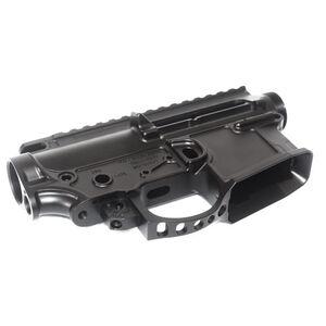 2A Armament Balios-Lite Gen 2 AR-15 Receiver Set Multi Caliber 7075-T6 Plate Aluminum Hard Coat Anodized Matte Black