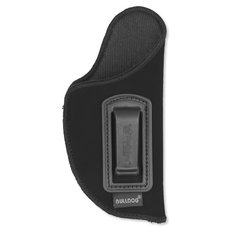 "Bulldog Cases IWB Holster Sub Compact Autos 2""-3"" Right Hand Nylon Black DIP-20"