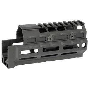 Midwest Industries AK-47/AK-74 Yugo M92 Krink Gen 2 Hand Guard Railed Top Cover M-LOK Compatible 6061 Aluminum Hard Coat Anodized Matte Black