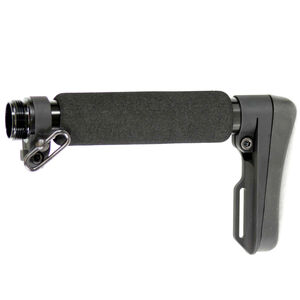 DoubleStar ACE Ultralight AR-15 Entry Length Stock With Buffer Tube Matte Black A145B