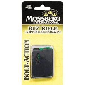 Mossberg 817 Plinkster Magazine .17 HMR Caliber 5 Rounds Blued
