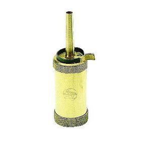 CVA Field Flask Holds 2.5 oz. Brass
