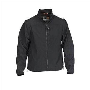5.11 Tactical Valiant Softshell Jacket Black XS