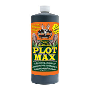 Antler King Plot Max Liquid Soil Conditioners and Fertilizers 32 oz