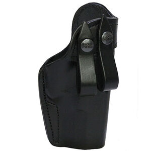 Front Line Special GLOCK 29/30 IWB Holster Leather Black