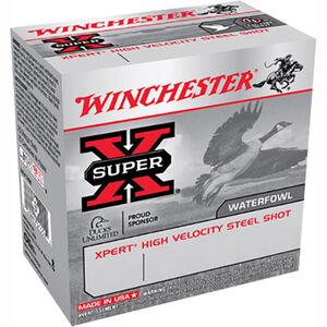 """Winchester Super X 20 Gauge Shot Shells 200 Rounds 2 3/4"""" #6 Steel WE20GTVP6"""