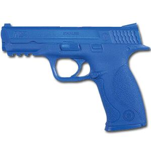 "Rings Manufacturing BLUEGUNS S&W M&P .40 4.52"" Handgun Replica Weighted Training Aid Blue FSSWMP40"