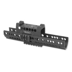 Midwest Industries AK-47 SS Extended Handguard Burris Top