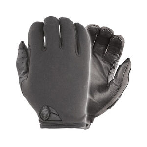 Damascus Protective Gear ATX5 Lightweight Patrol Gloves Small Leather Black ATX5SM