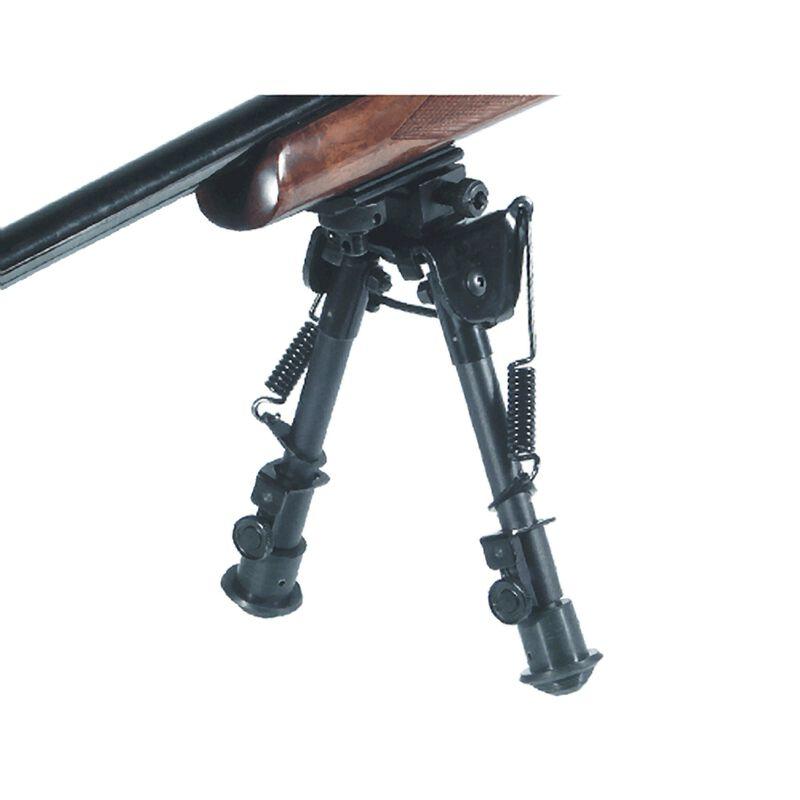 "Leapers UTG Tactical OP Bipod Adjustable 6.1"" to 7.9"" Aluminum Black TL-BP78"