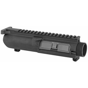 Luth-AR LR308 A3 Assembled Upper Receiver with Charging Handle Anodized Black