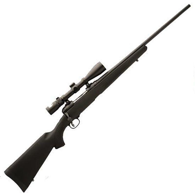 "Savage 11 Trophy Hunter XP Bolt Action Rifle .223 Remington 22"" Barrel 4 Rounds Nikon 3-9x40 Scope Synthetic Stock Black Finish"