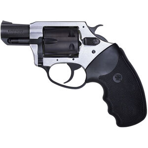 "Charter Arms Pathfinder Lite Revolver .22 WMR 2"" Barrel 6 Rounds Black Grips Two Tone Aluminum/Black Finish"