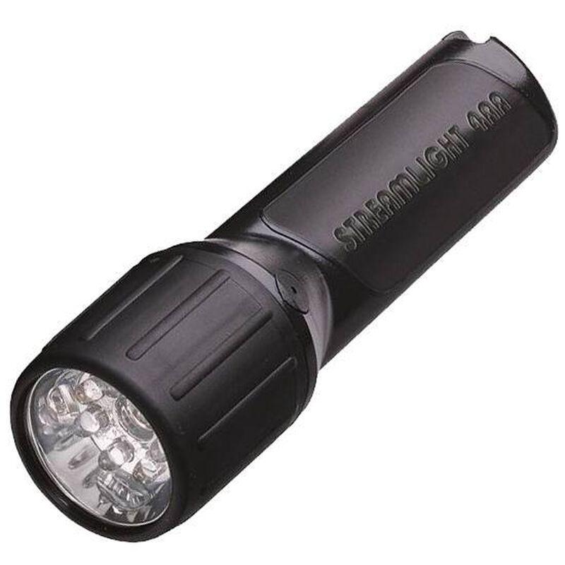 Streamlight 4AA ProPolymer Lux Div 2 LED Flashlight 100 Lumen 4x AA Batteries Tail Cap Switch Polymer Black 68344